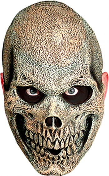 Creepy Skull Flexi Mask