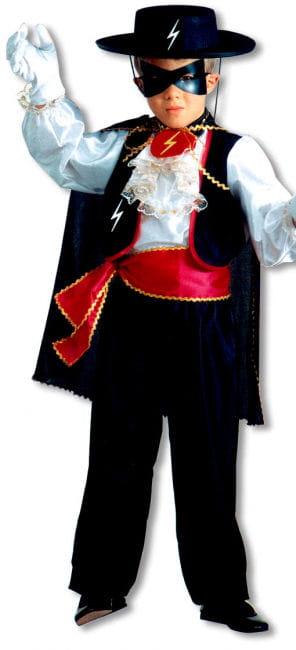 Zorro Kinderkostüm M