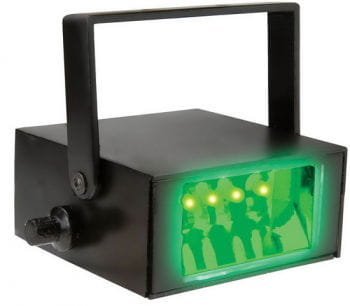 LED Strobe Light Green