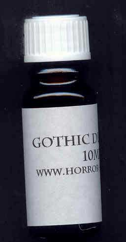 Fragrance Oil Gothic