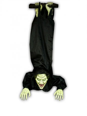 Hängender, schaukelnder Vampir