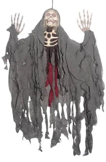 Poseable Ragged Reaper Grey