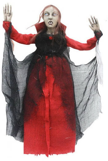 Vampire Witch Hanging Decoration 50cm