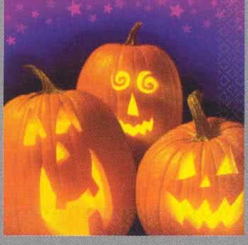 Napkins Pumpkin
