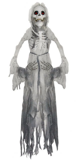 Hanging Skeleton Bride 160 cm