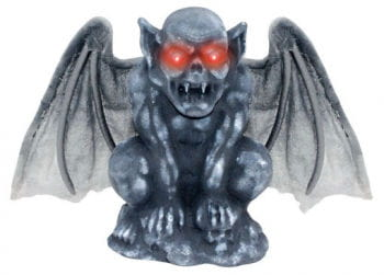 Gargoyle with LED Eyes