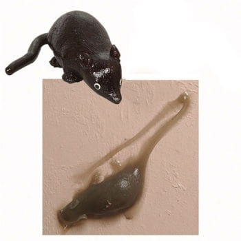 Slimy Black Mouse