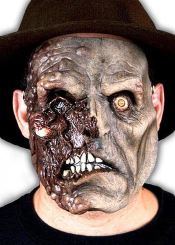 Skinned Zombie Halbmaske