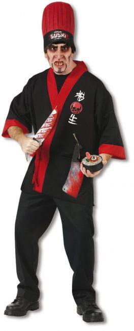 Psycho Sushi Chef