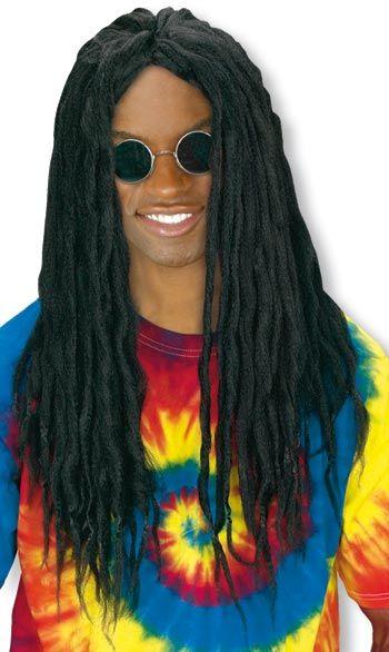 Rasta Wig Black