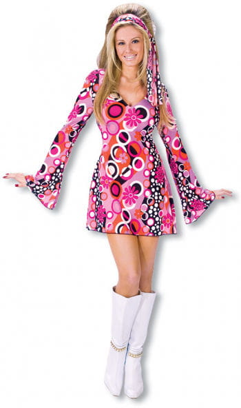 Feeling Groovy Mod Dress SM