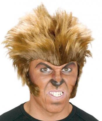 Werwolf Perücke hellbraun