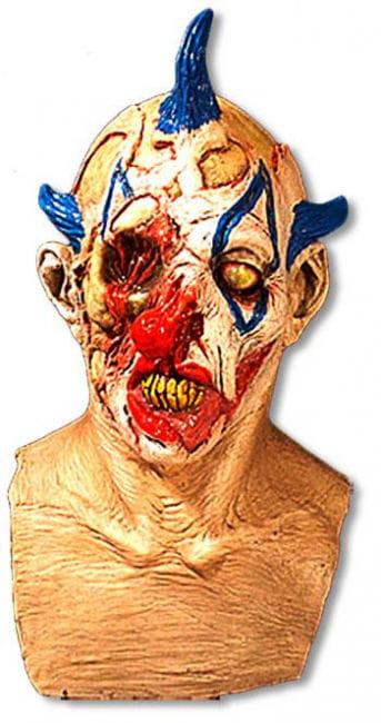 Demonic Punk Clown Mask