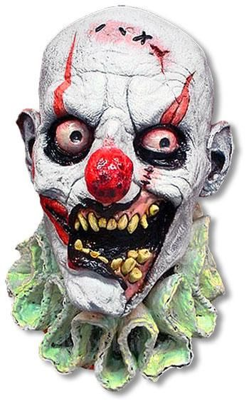 Stiches Clown Mask