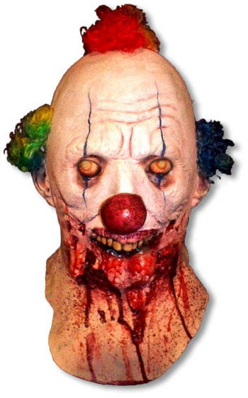 Smiles Zombie Clown Maske