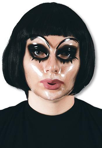 Hexe Xenia Maske