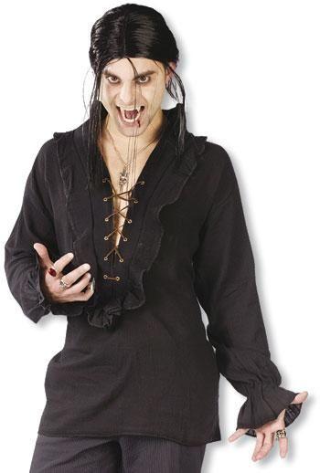 Vampire Shirt Black