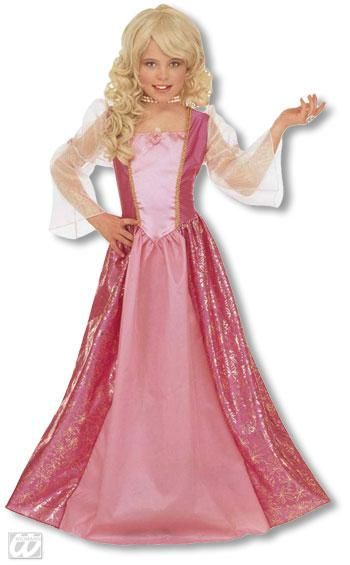 Sleeping Beauty Princess Kids Costume S