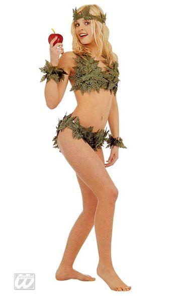 Erotisches Eva Kostüm