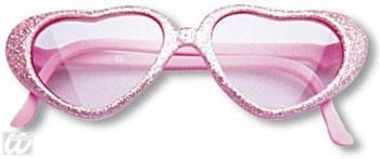 Girl Heart Sunglasses Pink