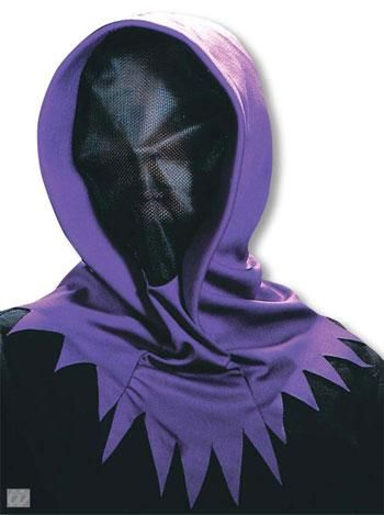 Invisible Phantom Mask purple