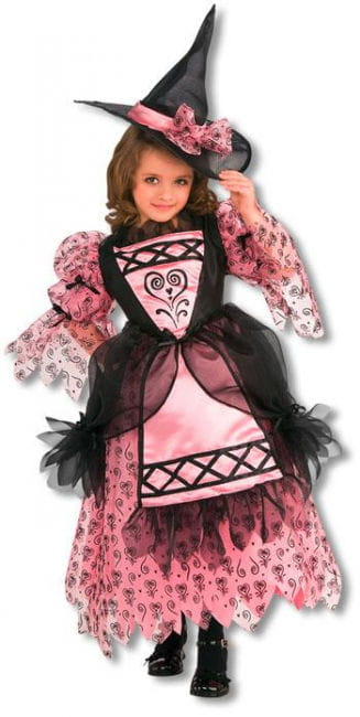 Sweetheart witch costume M German size 110-116