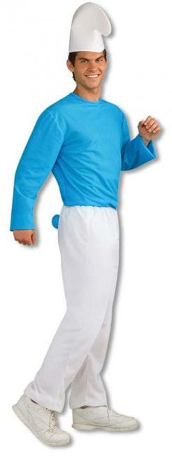 Smurf Costume Teeny