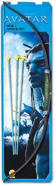 Avatar Navi Pfeil und Bogen Set