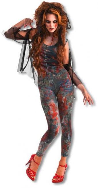 Zombie Girl Dawn Kostüm