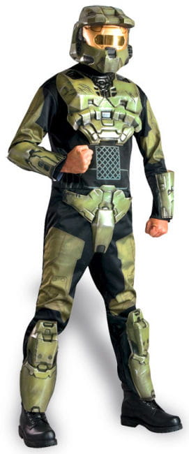 Halo 3 Deluxe costume XL