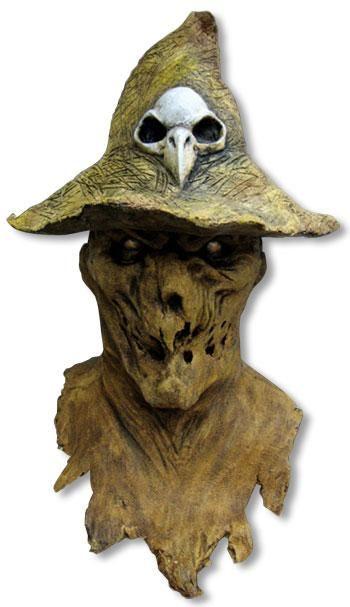 Evil Scarecrow Maske