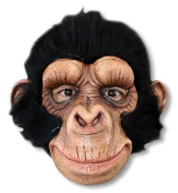 Monkey Mask Latex