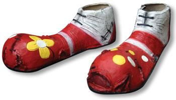Clown Shoes Latex