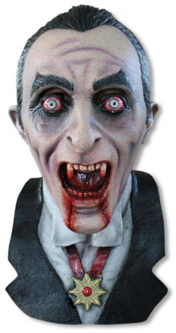 Dracula Latex Mask