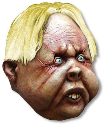 blonder Pete Latex Maske