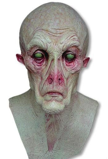Extraterrestrial Latex Mask