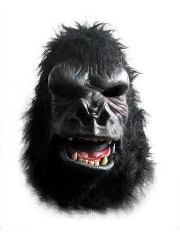 Gorilla Latex Maske