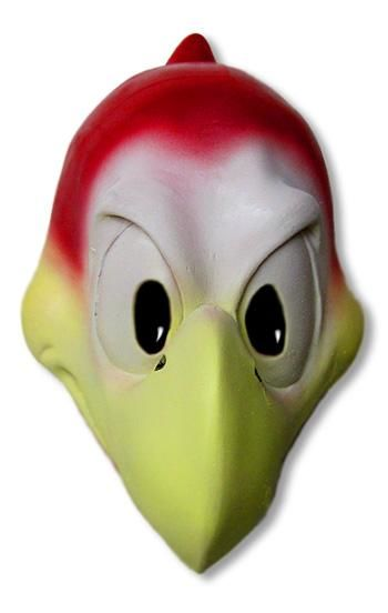 Parrot Polly Mask