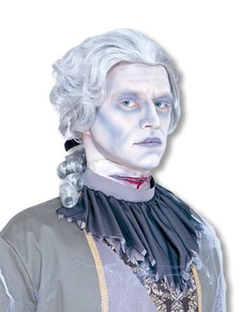 King Louis Ghost Wig