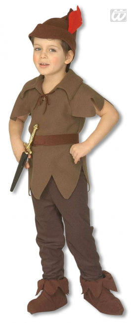 Elf Child Costume M