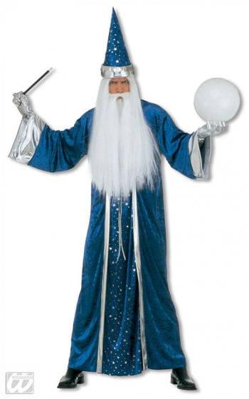 Magician Costume Blue M