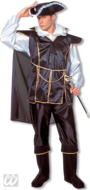 Korsaren Kostüm Gr. S