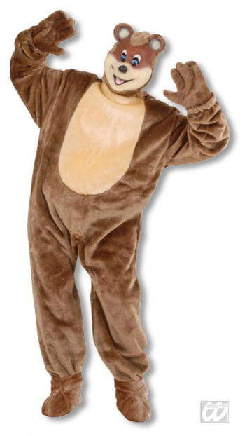 Plush Teddy Deluxe Costume