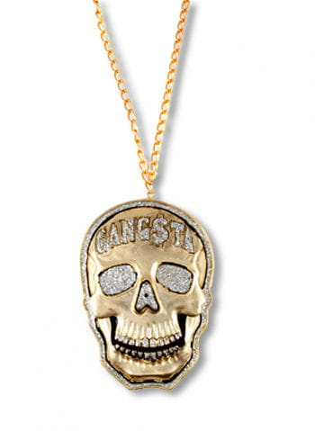 Rapper Chain Skull