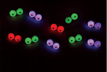 Eyeballs Christmas Lights