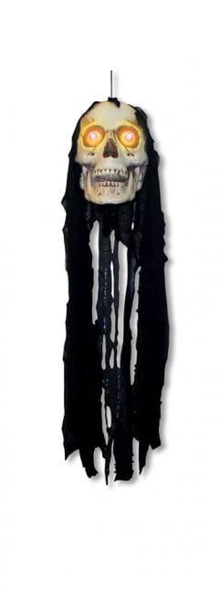 Sprechende Totenkopf Hängefigur