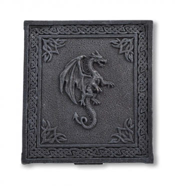 Cigarette Case with Dragon