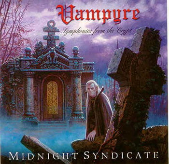 Vampyre Symphonies of the Crypt CD