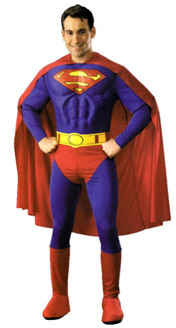 Superman Muscle Costume