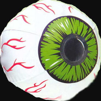 Inflatable Eyeball 22,9cm